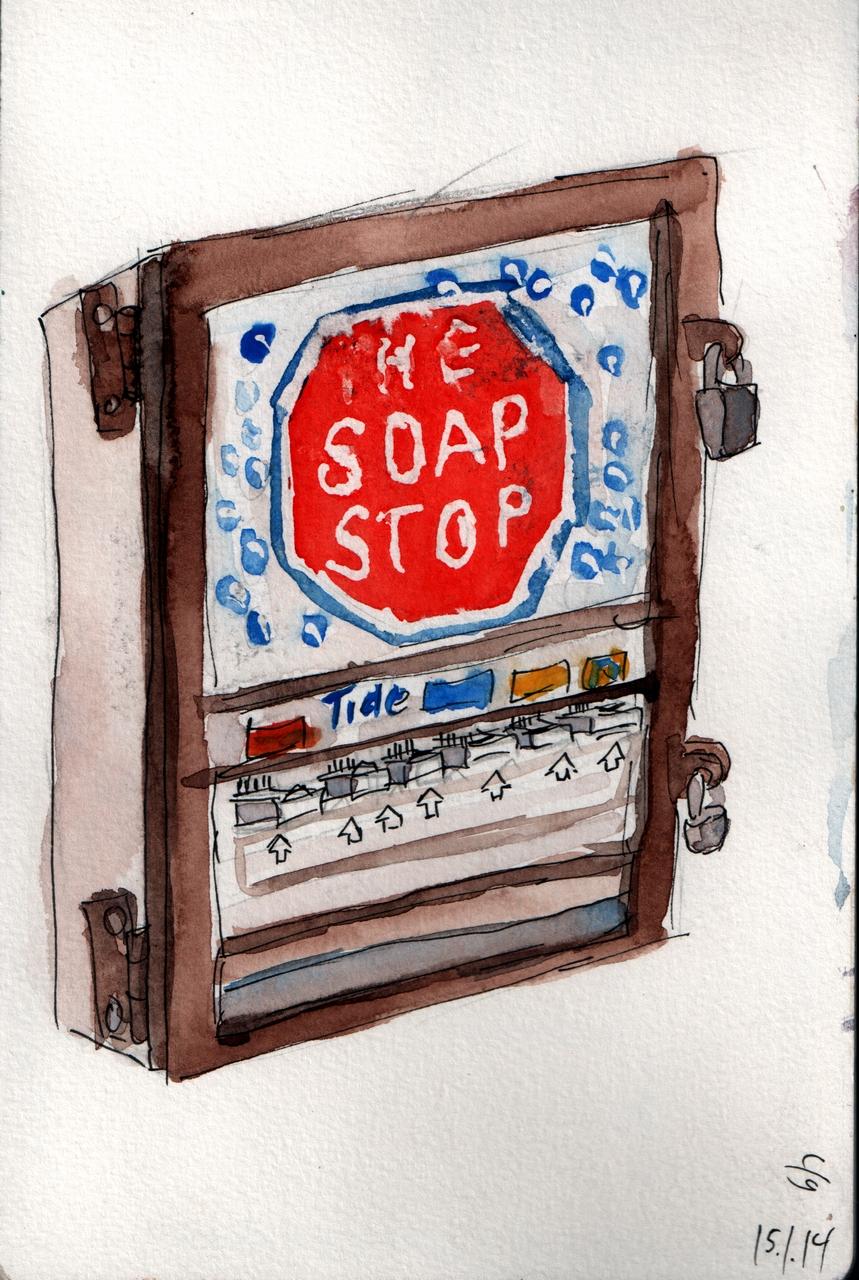 SoapSpender